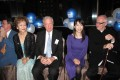 Takako and Klaus Heymann, with Colleen Lee and Michael Lynch. Photo: SCMP