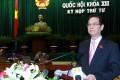 Vietnamese Prime Minister Nguyen Tan Dung speaks in Hanoi. Photo: Xinhua