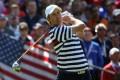 US Open champion Webb Simpson. Photo: AFP