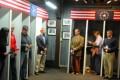 Villagers in Dixville Notch cast votes just after midnight, kicking off  the US presidential elections on Tuesday. Photo: Xinhua