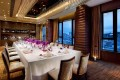 Privé offers fine views and intimate dining with traditional menus at Sofitel Macau at Ponte 16