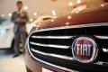 A Fiat showroom in Shanghai. China is set to ease forex rules to aid foreign investment. Photo: AFP