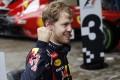 Sebastian Vettel clinches his third straight Formula One championship title on Sunday. Photo: AP