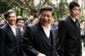 New communist leader Xi Jinping winning kudos for his breezy personal style. Photo: handout