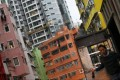 The IMF says the property sector is the main source of Hong Kong's economic risk. Photo: Sam Tsang