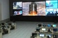 Technicians monitor the launch of the satellite Kwangmyongsong-3 at the satellite control centre on Wednesday. Photo: Xinhua