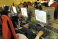 Many internet users say the proposed law is an attempt to further curb freedom of speech. Photo: AFP
