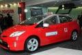 Toyota's New Generation hybrid taxi. Photo: Dickson Lee