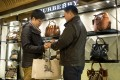 Chinese tourists in Harrods. Photo: AFP