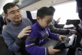New rules will protect children's online privacy. Photo: Xinhua