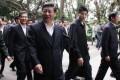 Xi Jinping on his low-key tour of Guangdong. Photo: He Huifeng