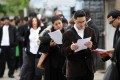 The jobless rate held at 7.8 per cent. Photo: AFP