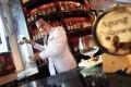 Agung Prabowo, bartender at the Lobster Bar and Grill at the Island Shangri-La. Photo: Jonathan Wong