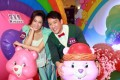 Actors Linda Chung and Jason Chan had Care Bears as youngsters