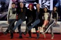 The Cloud Atlas crew at the Chinese premiere. Photo: AP