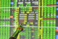 Upbeat flash PMI data for China has lifted market sentiment in Asia. Photo: AFP
