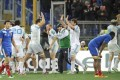 Italy won 23-18 over France at Rome's Olympic Stadium. Photo: EPA