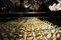 Uncertainty grows over jewellery sales in Hong Kong after Beijing bans the airing of advertisements suggesting 'gift giving' before the Lunar New Year.Photo: AP