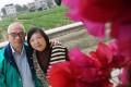 Ching Cheong and his wife, Mary Lau Mun-yee. Photo: David Wong