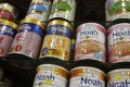The hotline to help Hong Kong mothers get baby formula received over 5,000 calls. Photo: Reuters