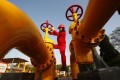PetroChina is increasing its Western Australian footprint with the purchase of 20 per cent of Poseidon gas field, and 29 per cent of Goldwyer. Photo: Xinhua