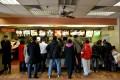 A fast food shop in Beijing. Photo: Xinhua
