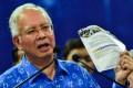Malaysia's Prime Minister Najib Razak. Photo: Xinhua