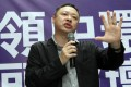 Occupy Central proponent Benny Tai Yiu-ting. Photo: K. Y. Cheng