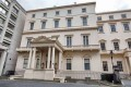 The palatial Regency mansion at 18 Carlton House Terrace, London, that is now on sale with a £250 million price tag. Photo: SCMP
