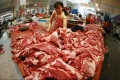 Officials probe sale of tonnes of infected pork. Photo: Reuters