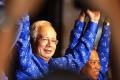 Malaysian Prime Minister Najib Abdul Razak. Photo: EPA