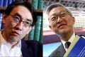 Jat Sew-tong (left) thinks Andrew Li would be a good choice