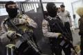 Members of the elite Indonesian anti-terror squad. Photo: AFP