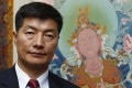 Lobsang Sangay, the Tibetan prime minister in exile, in 2011. Photo: Reuters