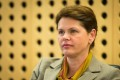 Slovenian Prime Minister Alenka Bratusek is expected to set out a plan intended to convince Brussels that Slovenia does not need a bailout. Photo: AFP
