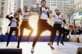 South Korean singer Psy, whose Gangnam Style video has recorded 1.6 billion view on YouTube, performs in New York. Photo: Reuters