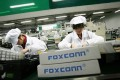 Foxconn workers in Shenzhen. Photo: Reuters