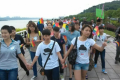 LGBT activists march for gay rights in Changsha on Friday. Photo: SCMP Pictures