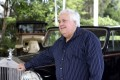 Australian mining tycoon Clive Palmer. Photo: Reuters