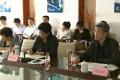 Hu Haifeng (right)appears in a clip by  Zhejiang Satellite TV. Photo: screenshot via Weibo
