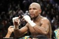 Undefeated WBC welterweight champion Floyd Mayweather Jr. Photo: Reuters