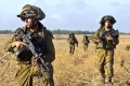 Israeli soldiers from the Golani Brigade. The Israeli army on Wednesday re-opened the two crossings into the Gaza Strip. Photo: AFP
