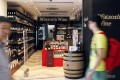 Watson's dominates the local wine retail market, but other stores have recently started to challenge its position. Photo: K.Y. Cheng
