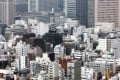 Tokyo's property market is on the rise under the unprecedented monetary easing. Photo: Bloomberg