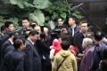 Xi Jinping visited Donghaochong canal in Guangzhou. Photo: SCMP