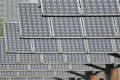China's latest five-year plan has shifted increasingly towards renewable energy, such as solar and wind generation. Photo: Reuters