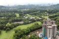 The Fanling golf course, whose lease expires in 2020, will be included in a new-town government study starting next year. Photo: Felix Wong