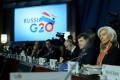 G20 meeting targeting on tax evasion. Photo: AFP