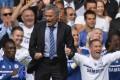 Chelsea's manager Jose Mourinho. Photo: EPA