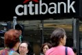 The mystery shopper was not allowed to complete a risk questionnaire at the bank until she opened a Citi account. Photo: AFP